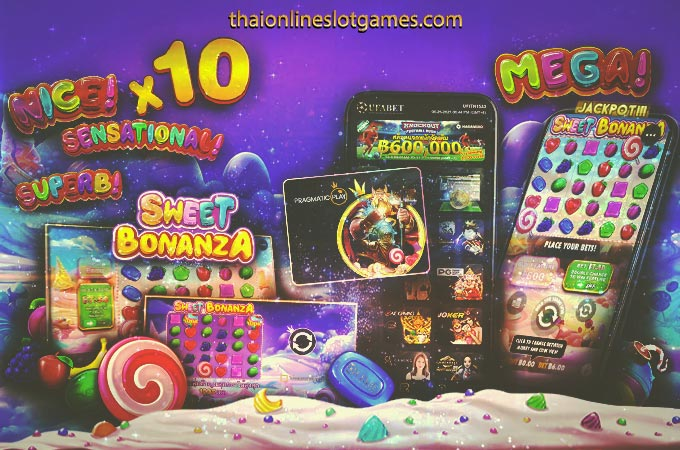 Sweet Bonanza slot online